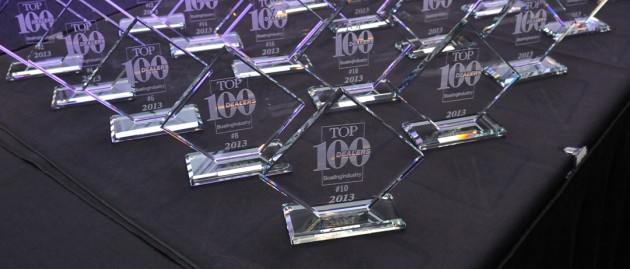 SSM Named Top 100 Dealer of 2013