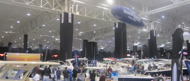 Cleveland Boat Show – 2014